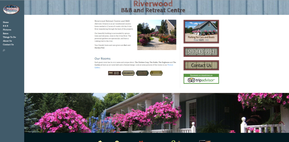 riverwoodretreatbb.com