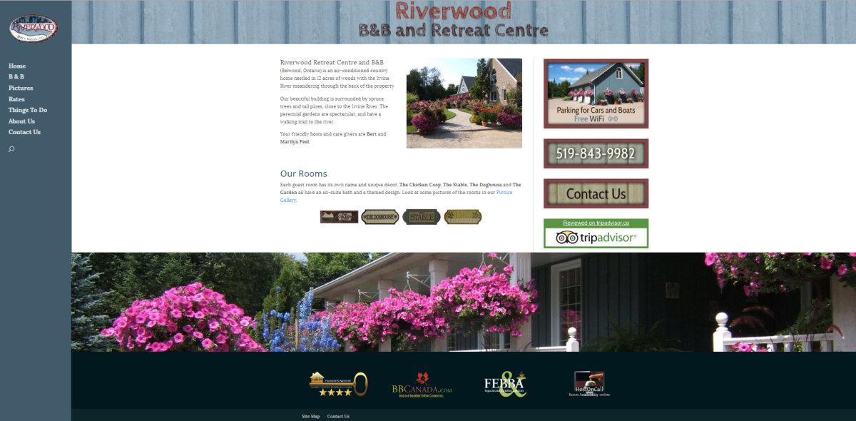 riverwoodretreatbb.com